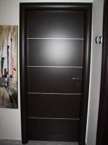Πόρτα Laminate Νο1 - woodcut.gr - Ανδρούδης
